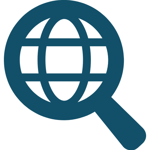 looking glass icon