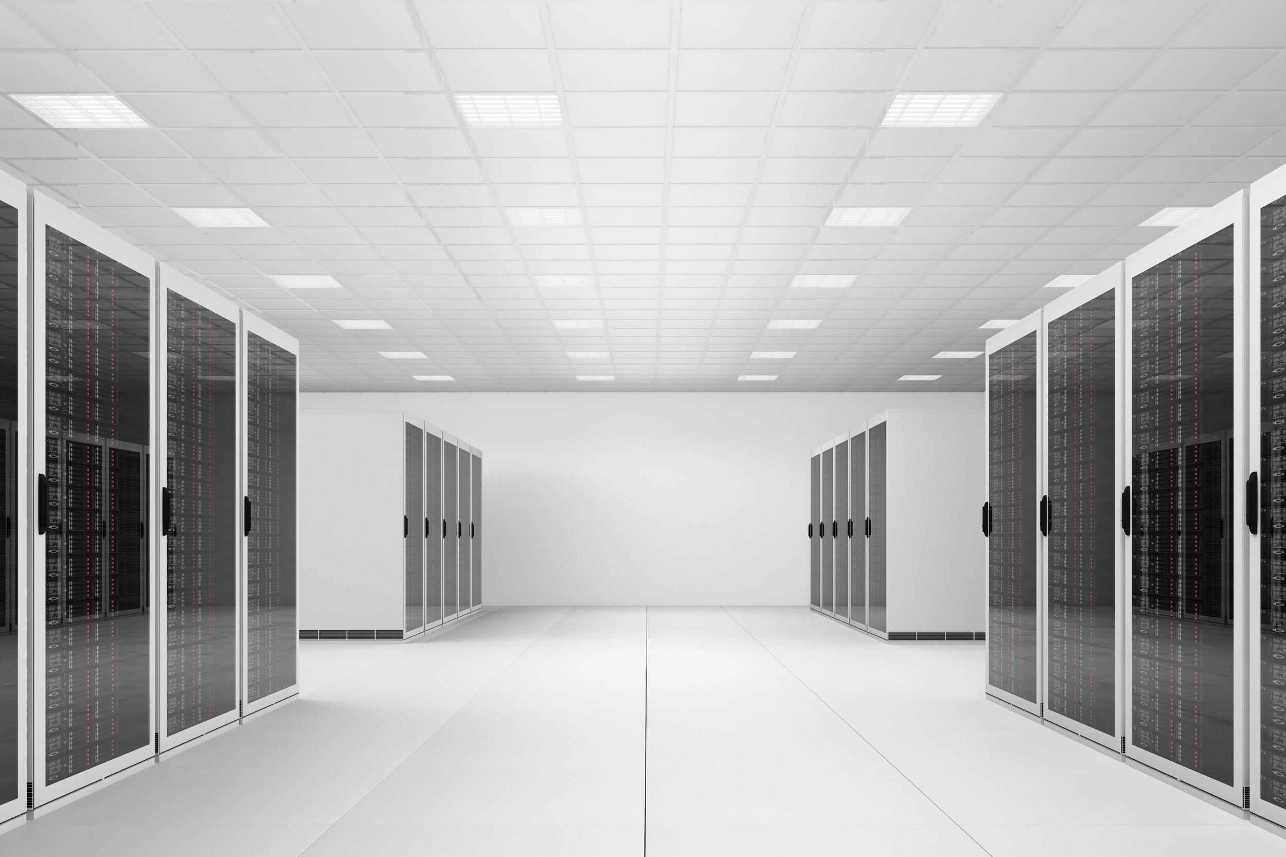 ulkomaiset hostingpalvelu ja webhotellit sijaitsevat suurissa serverihalleissa ympäri maailmaa